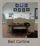 Bed Cortine